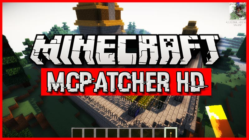 mcpatcher tool