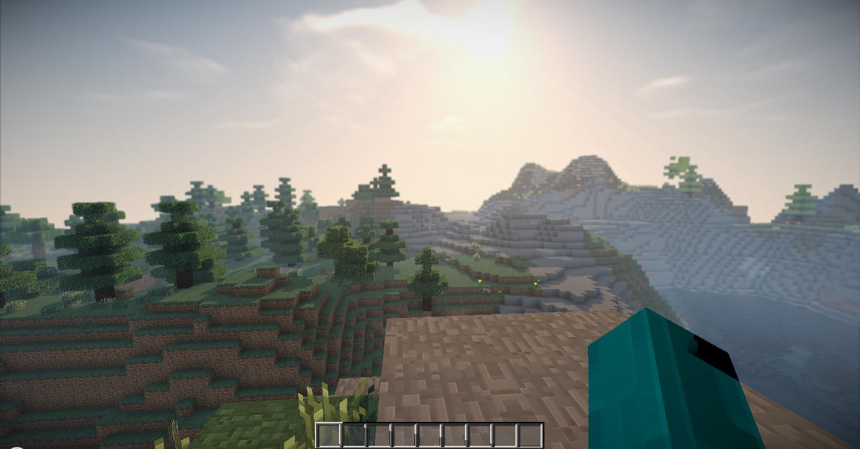 Minecraft chocapic13 shader