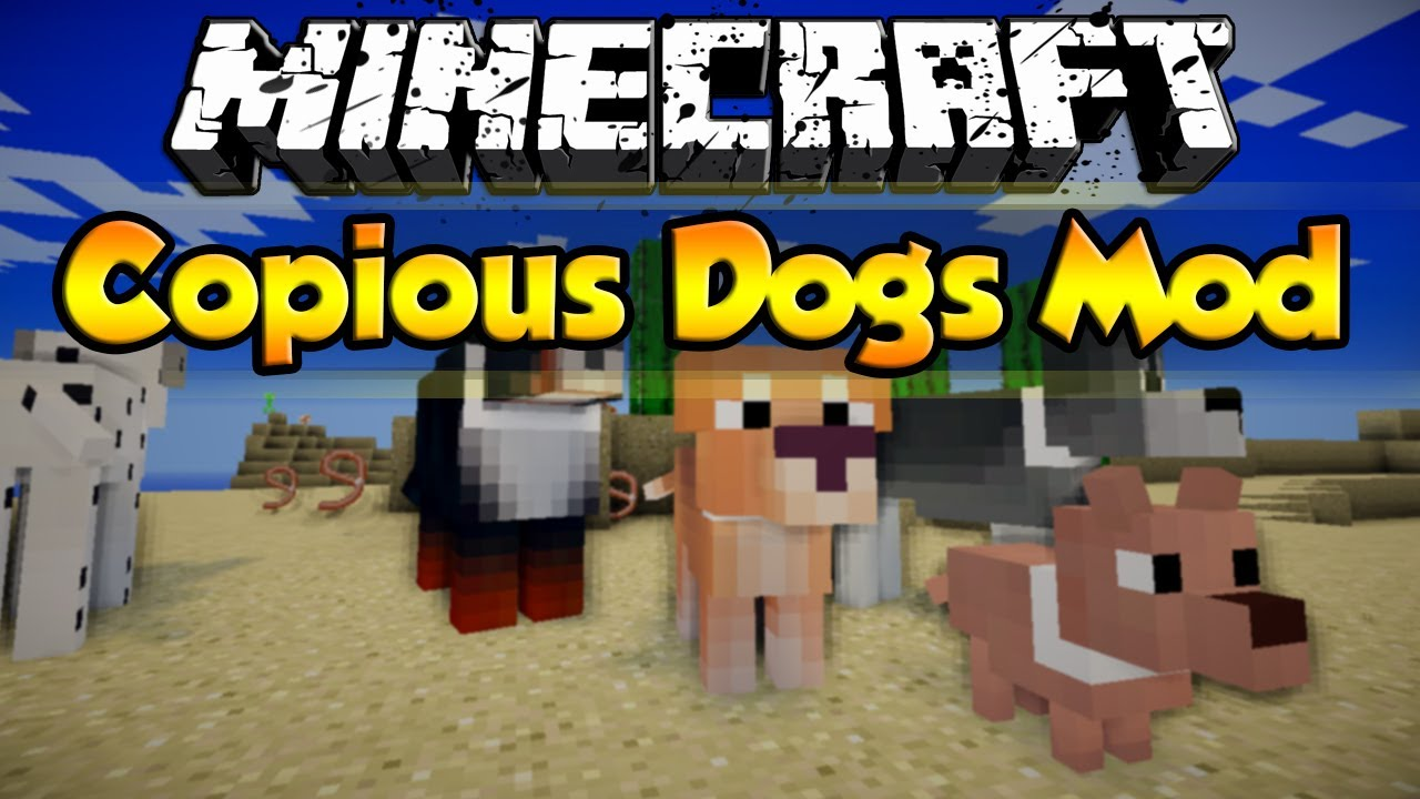 How Do You Train A Dog In Minecraft