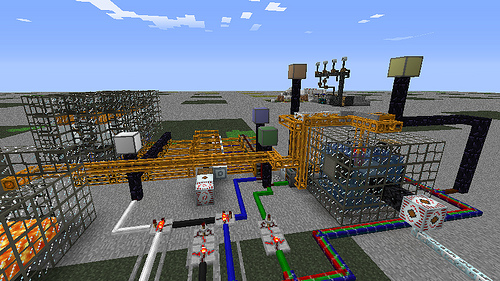 Industrial Craft 2 Mod for Minecraft 1.14.2/1.13.2/1.12.2 ...