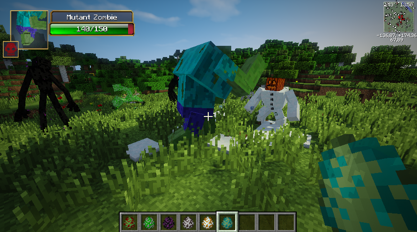 Mo Creatures Mod 1 13 And 1 12 2 Download Minecraft Mo Creatures