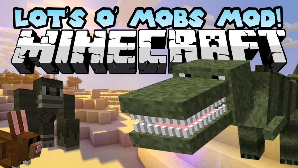 LotsOMobs Mod 2
