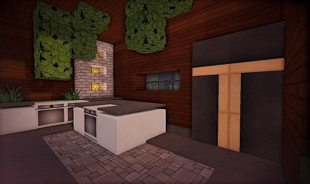 Modern HD Resource Pack for Minecraft 113112211121102