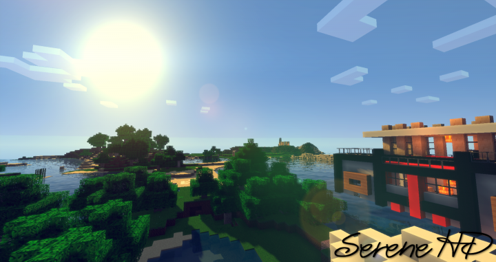 Serene HD Resource Pack 2
