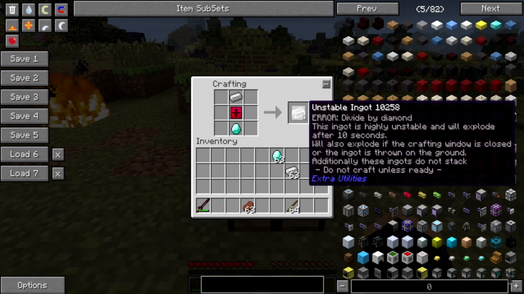 Extra Utilities Mod For Minecraft 1 12 1 11 2 1 10 2
