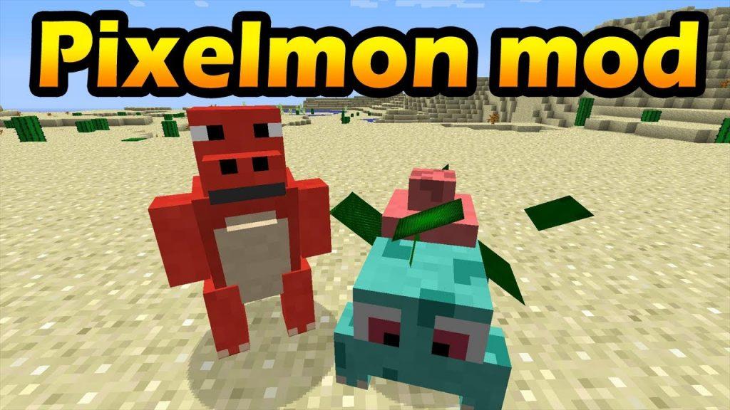 pixelmon-mod