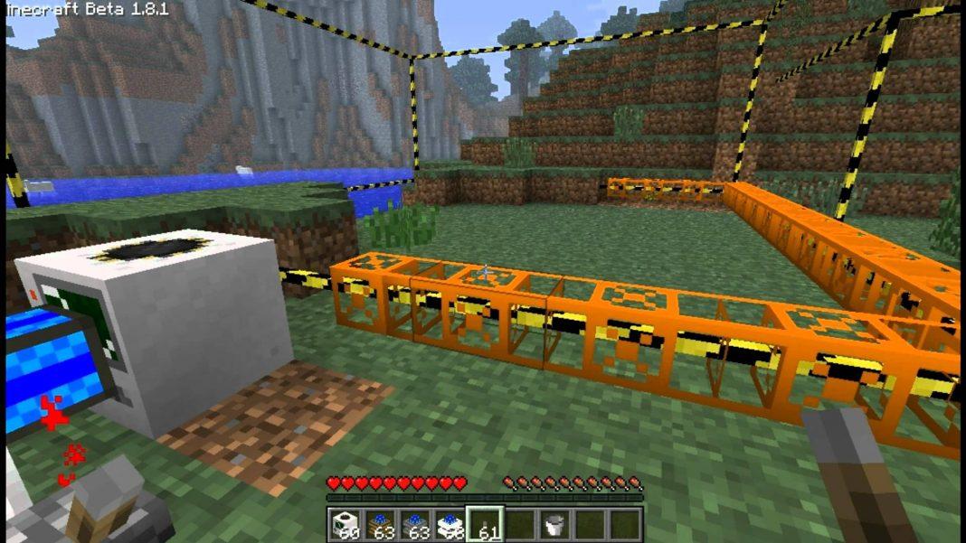 Industrial Craft 2 для Minecraft 1.12 » Всё для игры Minecraft