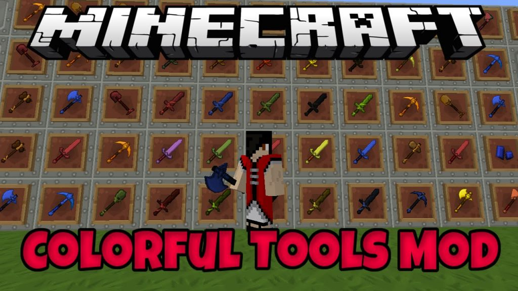 colorful-tools-mod-for-minecraft