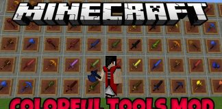 colorful tools mod