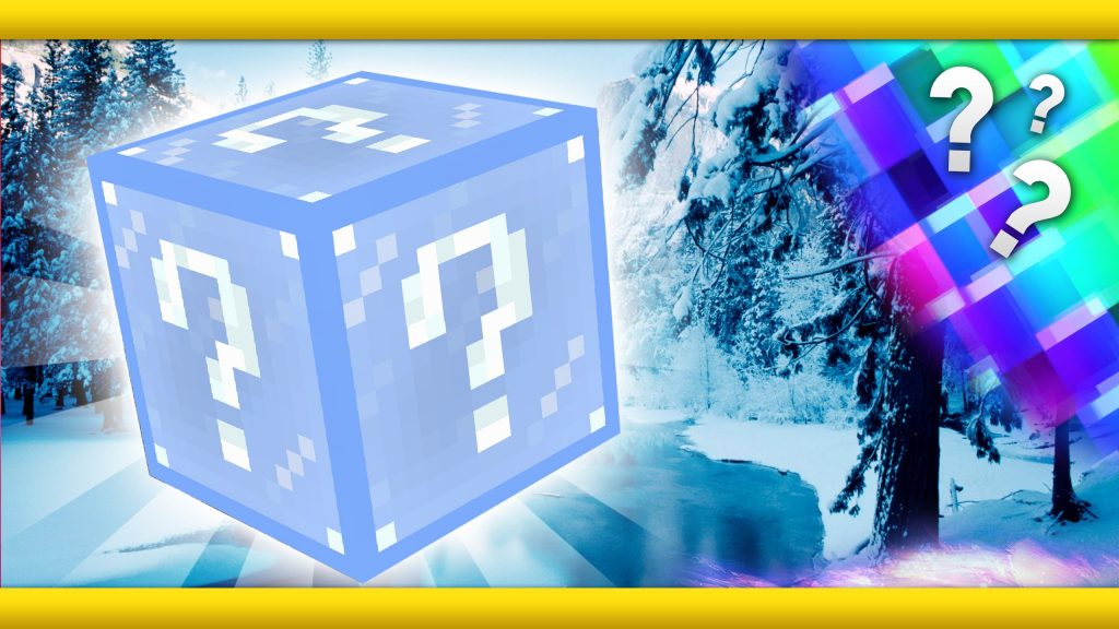 Frosty Lucky Block Mod