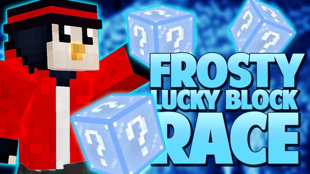 Frosty Lucky-block-mod-3