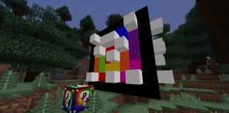 lucky block spiral mod
