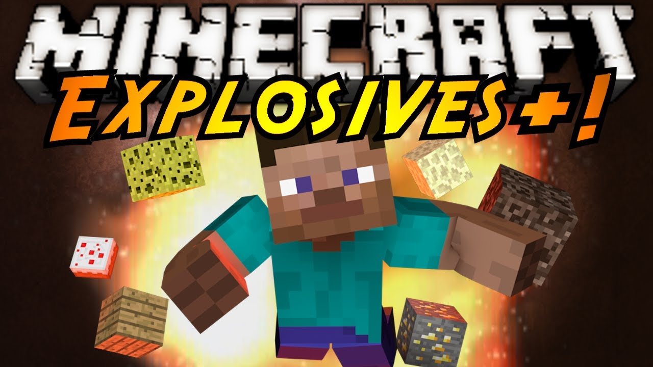 minecraft-explosives-mod