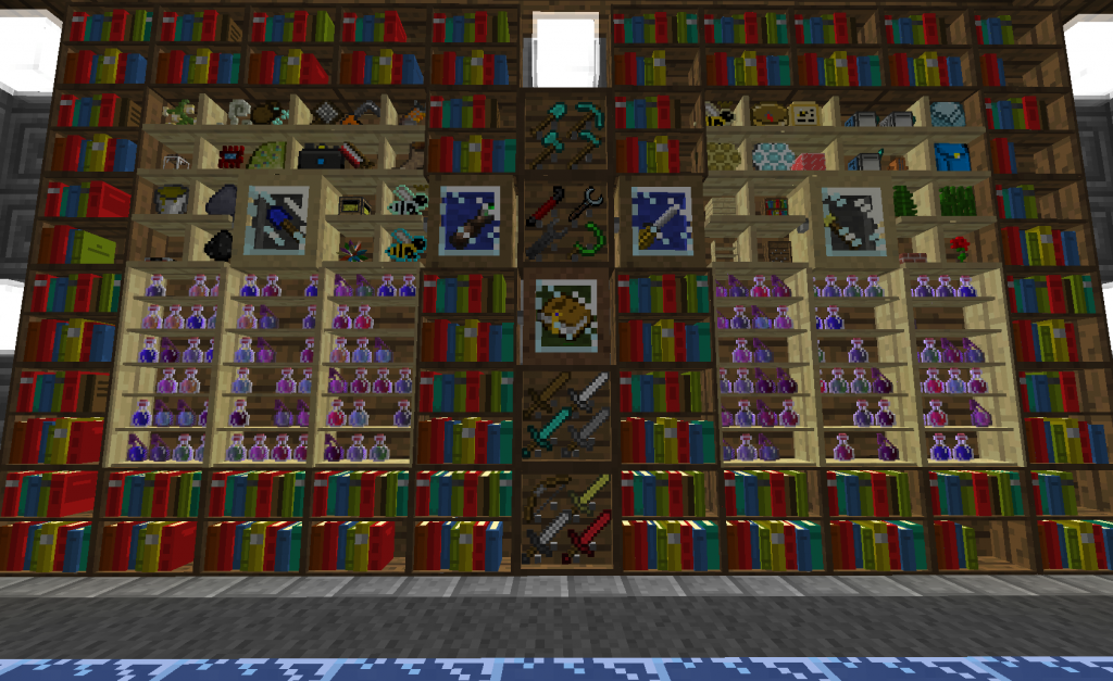 bibliocraft-mod-download