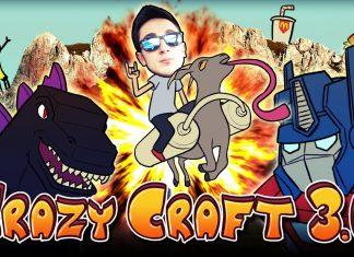 crazy craft modpack