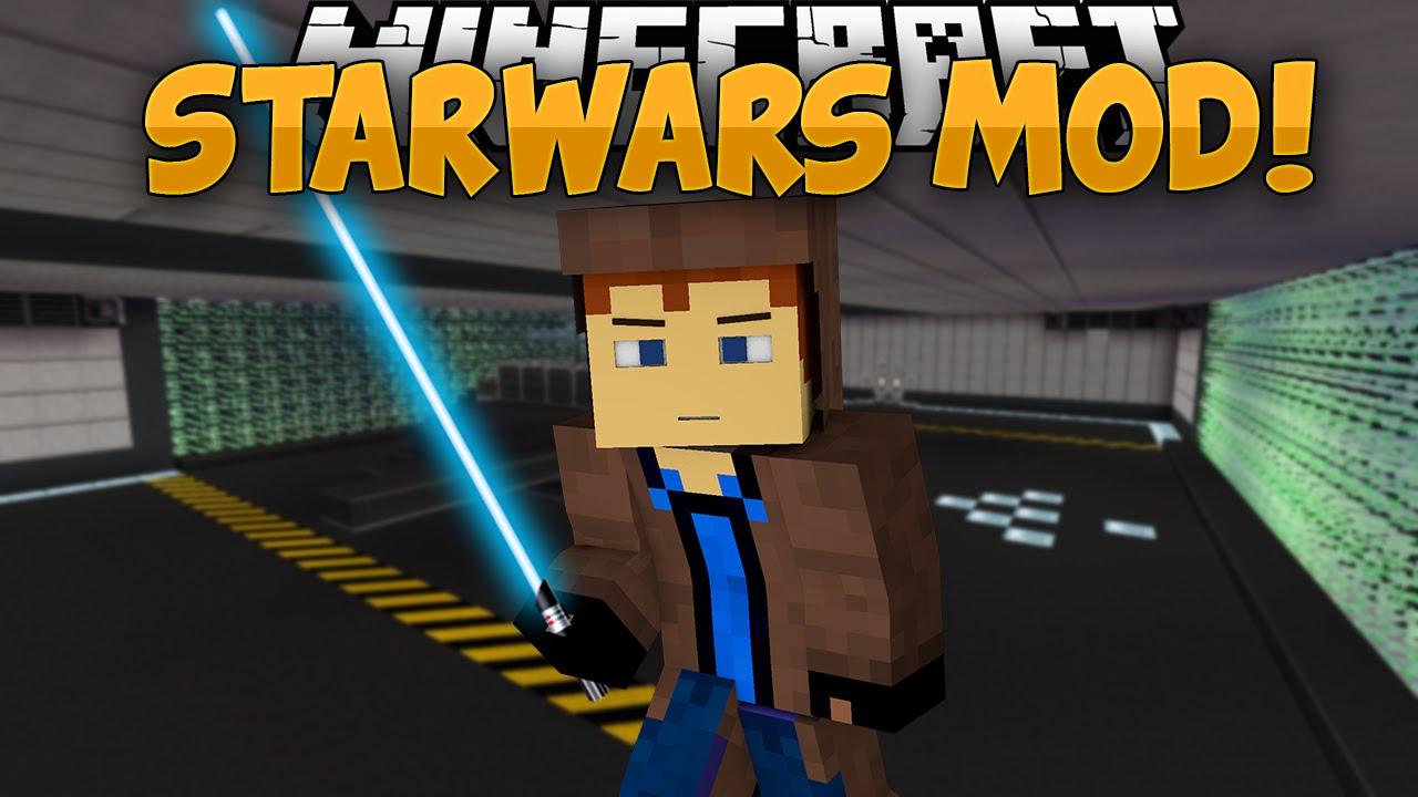 Parzi's Star Wars Mod for Minecraft 1 14 4/1 14 3/1 12 2