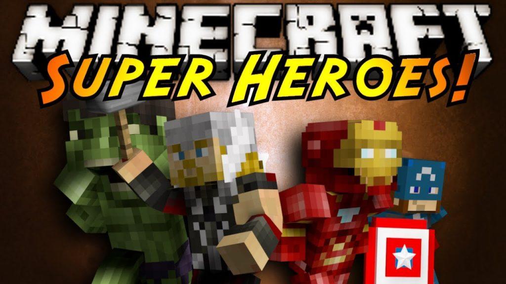 superheroes-mod-1-7-10