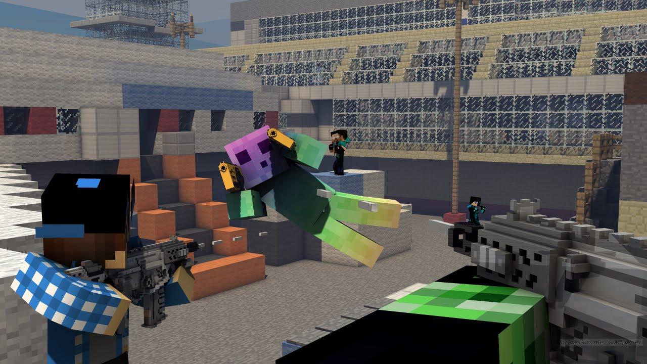 Tech Guns Mod for Minecraft 1 16 3/1 15 2 MinecraftOre