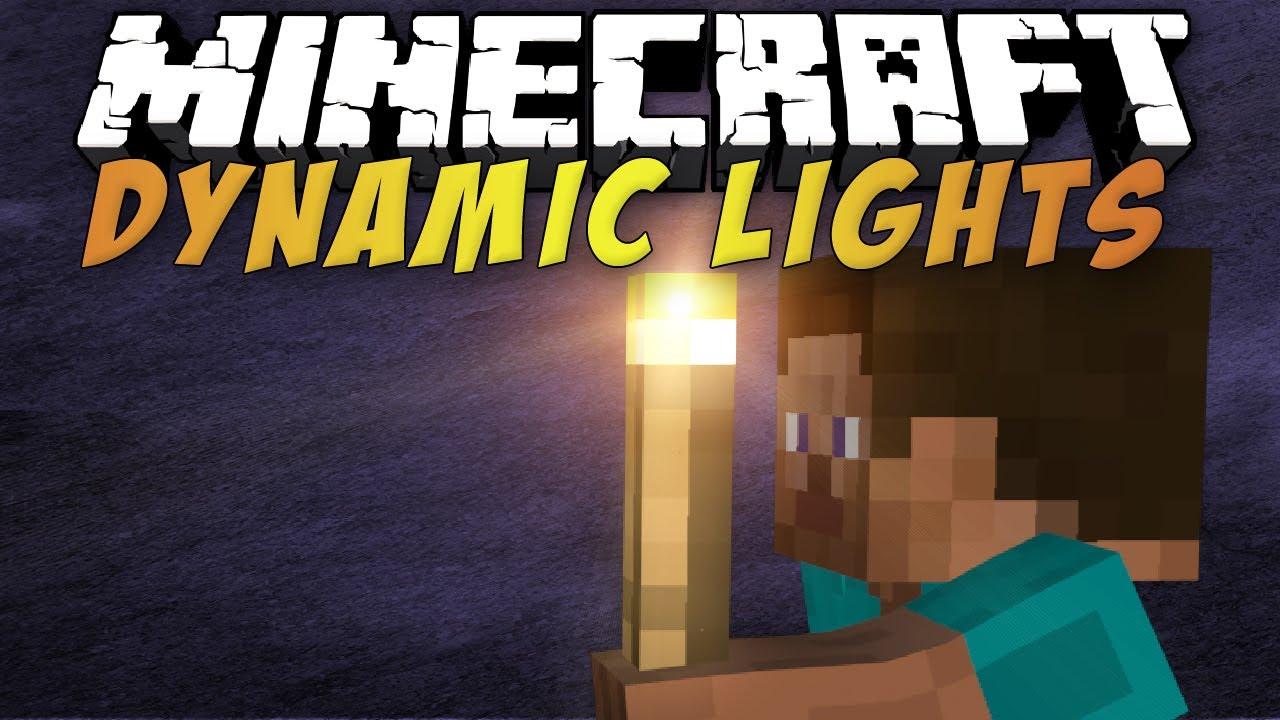 dynamic-lights-mod-minecraft