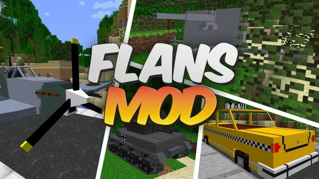 Flan's Mod for Minecraft 1.11