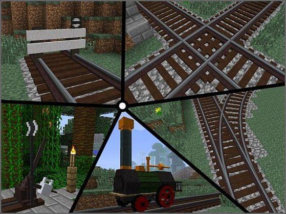 Мод Railcraft 1.10.2 1.7.10 1.7.2 1.6.4 1.6.2 1.5.2 | Моды ...