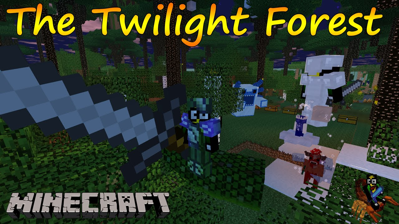 Twilight Forest Mod As others said, twilight forest forces you to do a progression style through advancements, and the hunger effect happens if you go to the swamp without killing the naga, and the lich in this order. twilight forest mod