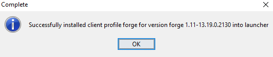 forge-api-installed