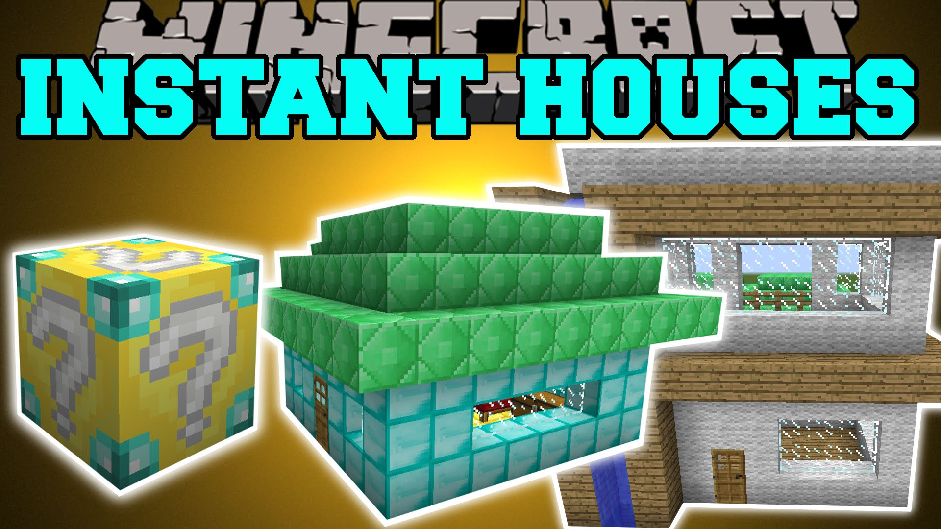 insta-house-mod-for-minecraft