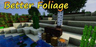Better Foliage Mod 1.11.2