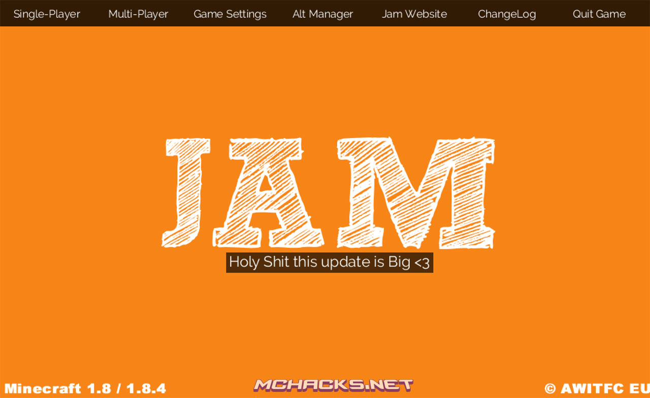 JAM Hacked Client