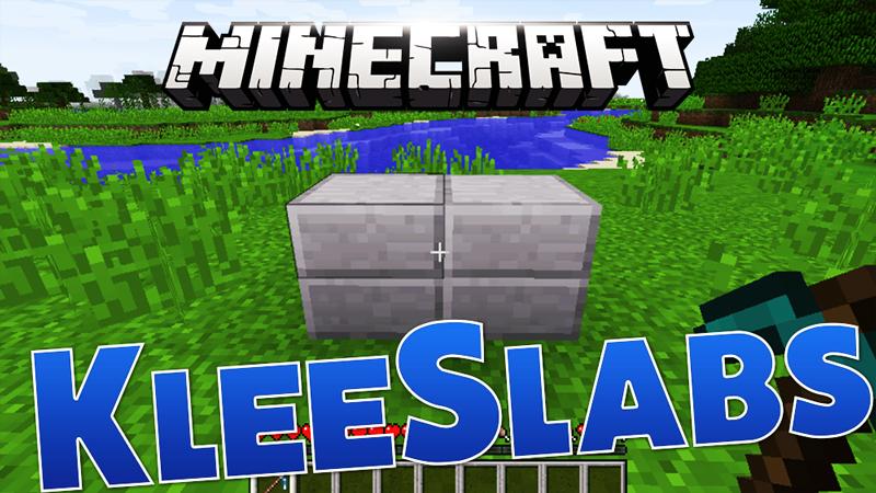 KleeSlabs-Mod
