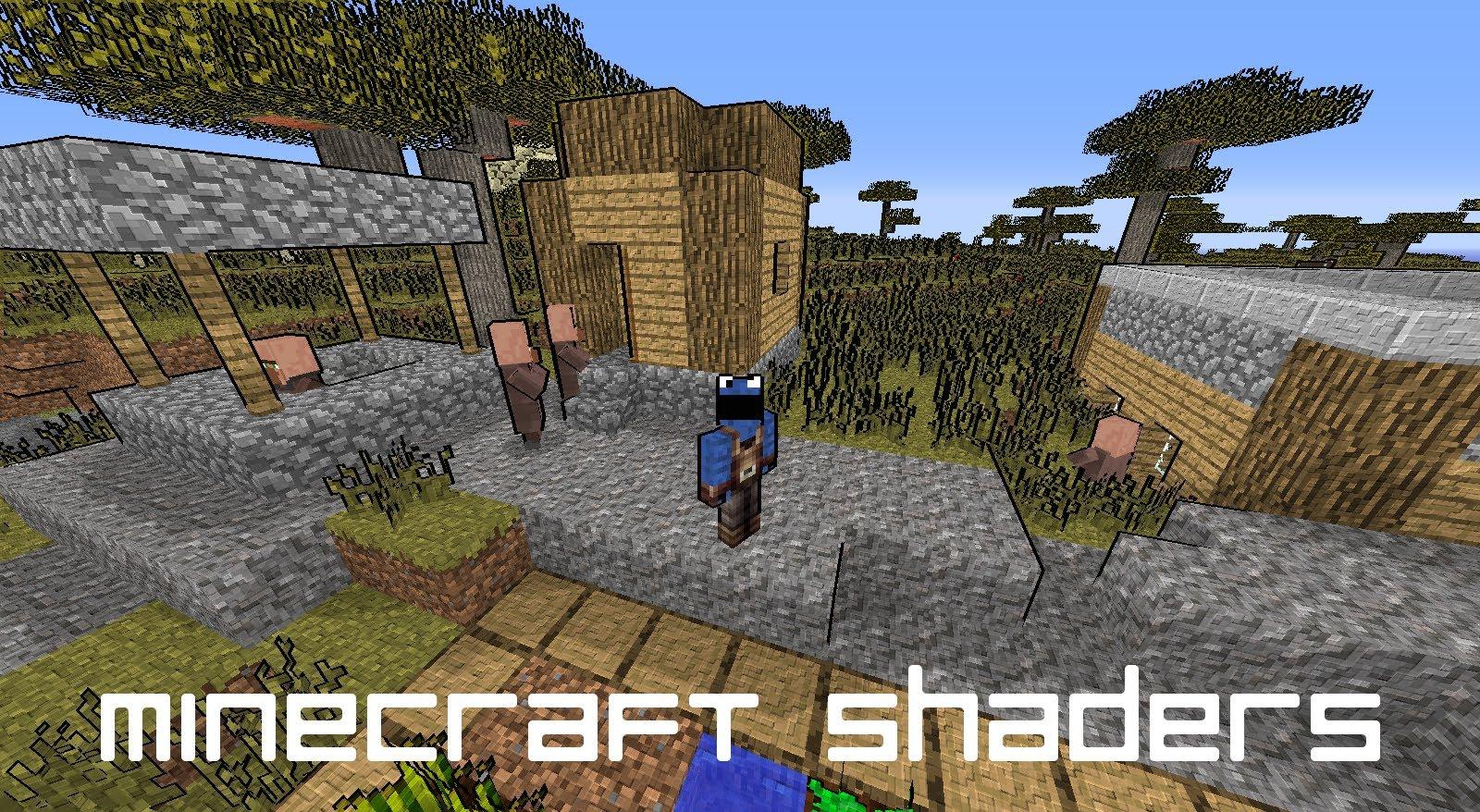 Naelego's Cel Shaders Mod 3