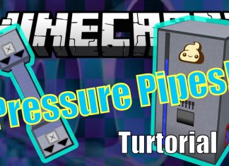 Pressure Pipes Mod 1