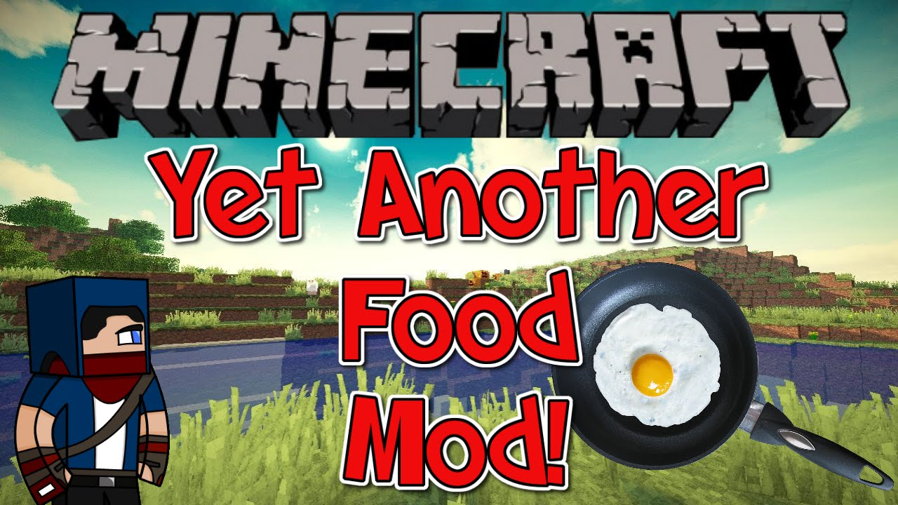Yet Another Food Mod 3