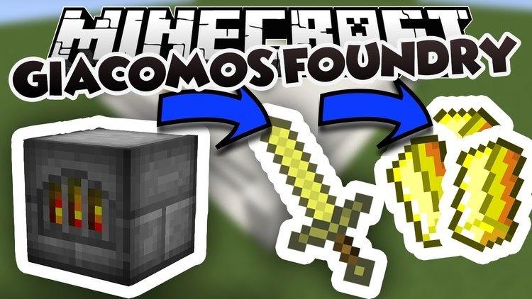 Giacomo's Foundry Mod