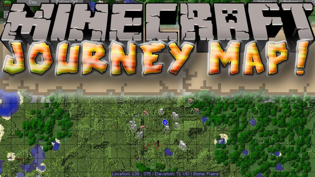 Скачать Rei's Minimap для Minecraft 1.7.10