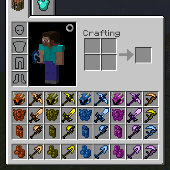 Magical Crops Armoury mod
