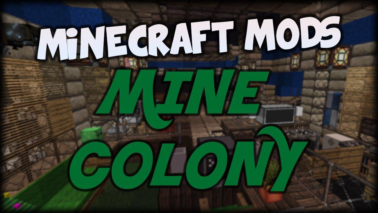 MineColonies Mod 3