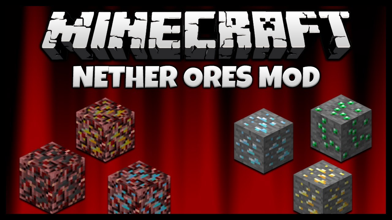Nether Metals Mod 4