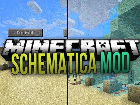 Schematica Mod 7