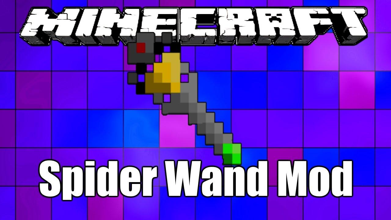 Spider Wand Mod 5