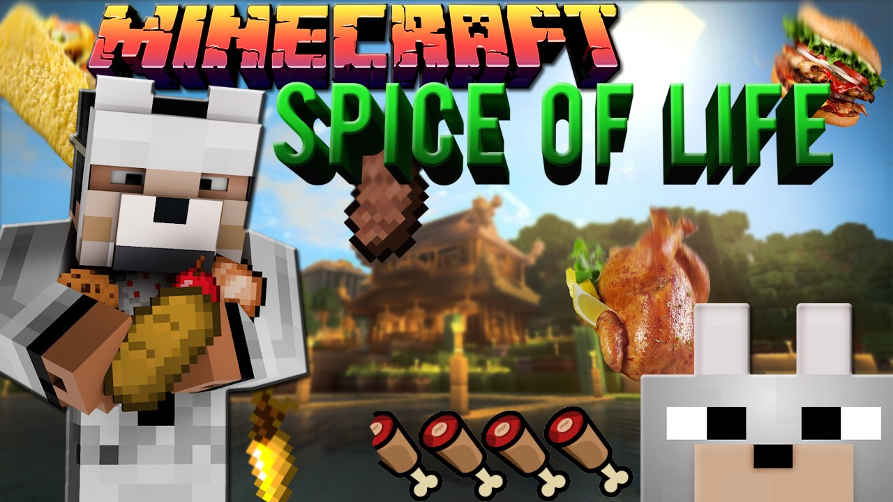 The Spice of Life Mod