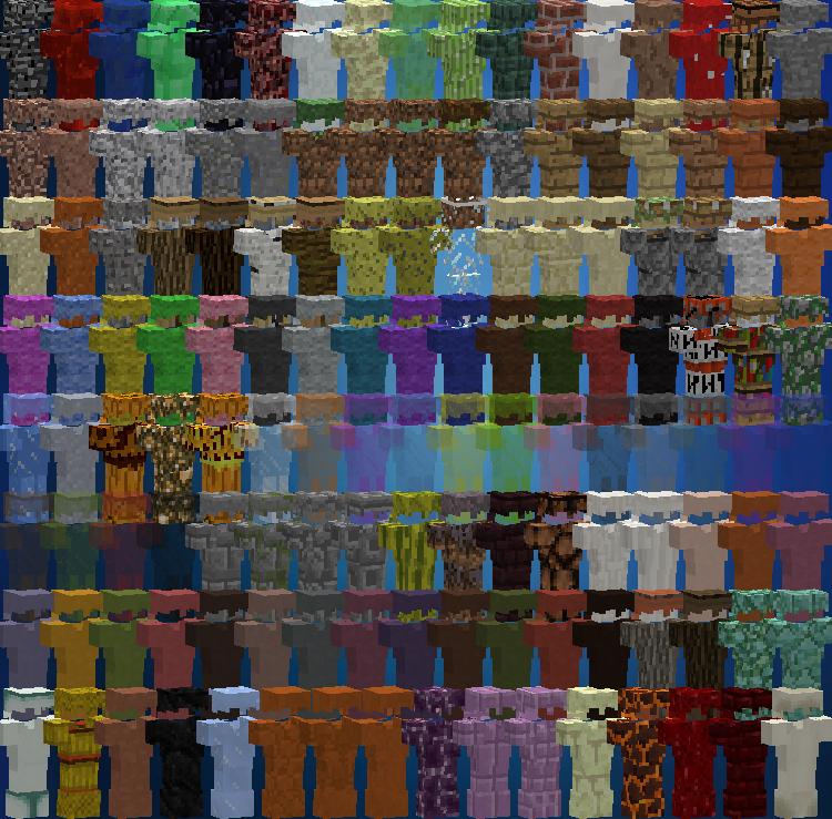 block armor mod 6