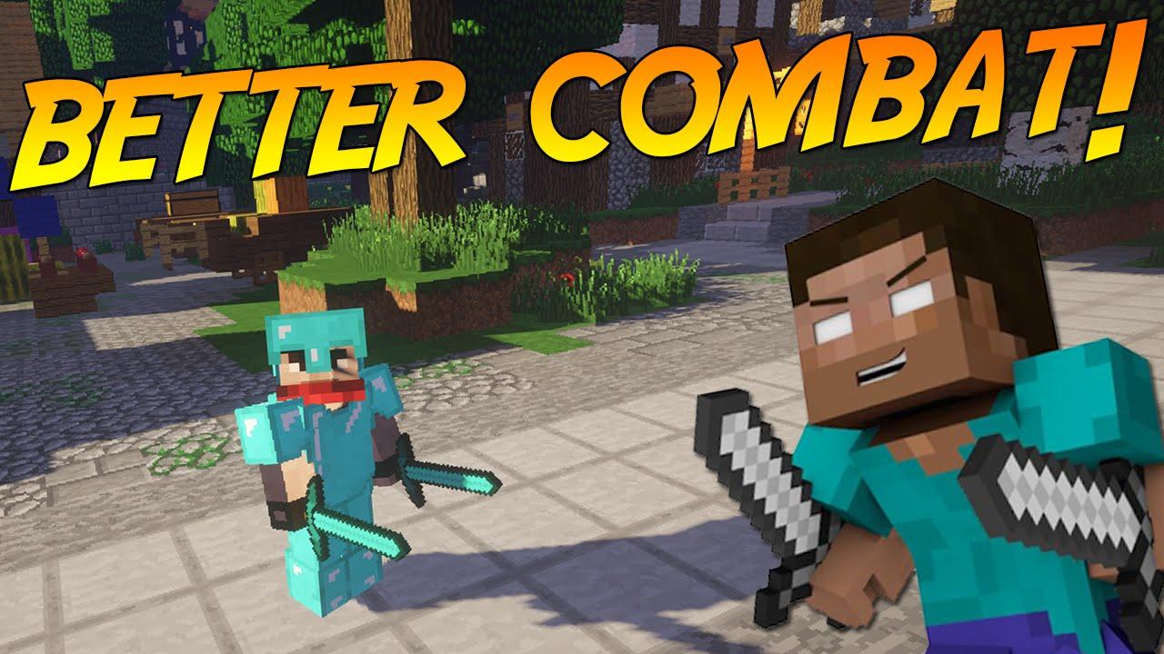 Better Combat Mod 2