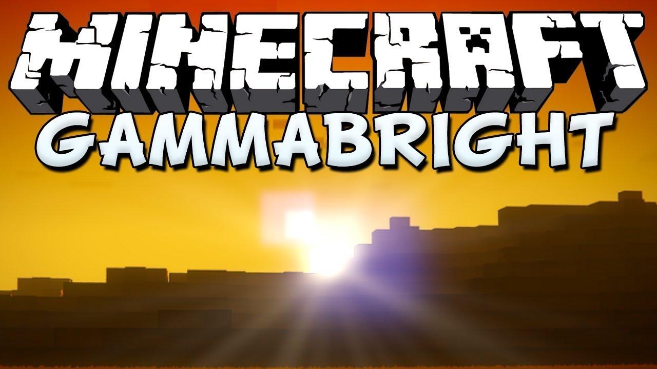 Gammabright Mod 3