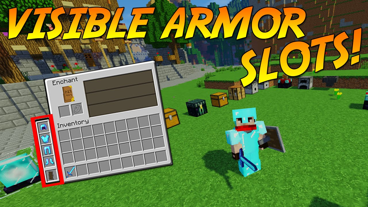 Visible Armor Slots Mod 7