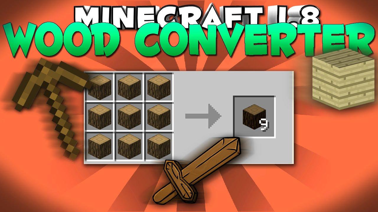 Wood converter Mod 6