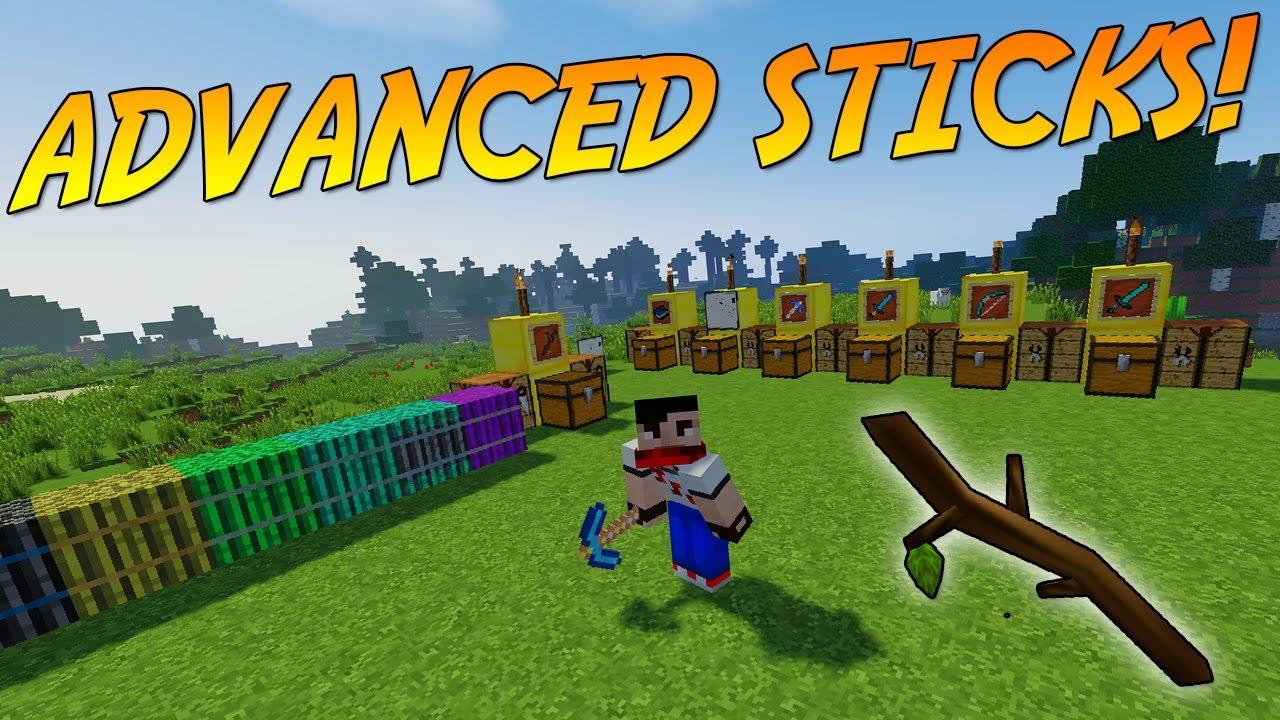 Advanced Sticks Mod 6