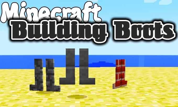 Building Boots MOD 2