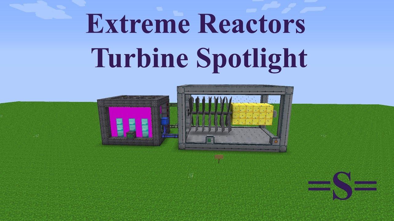 Extreme Reactors Mod 2
